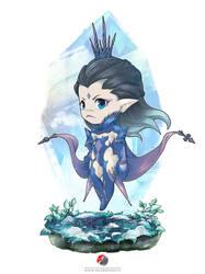Final Fantasy: Shiva by Milee-Design