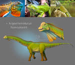 Argentinosauro