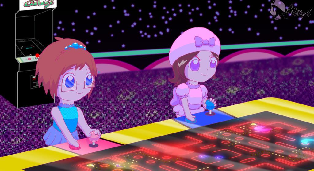 Cmm: Arcade Playdate by PrincessPolly63