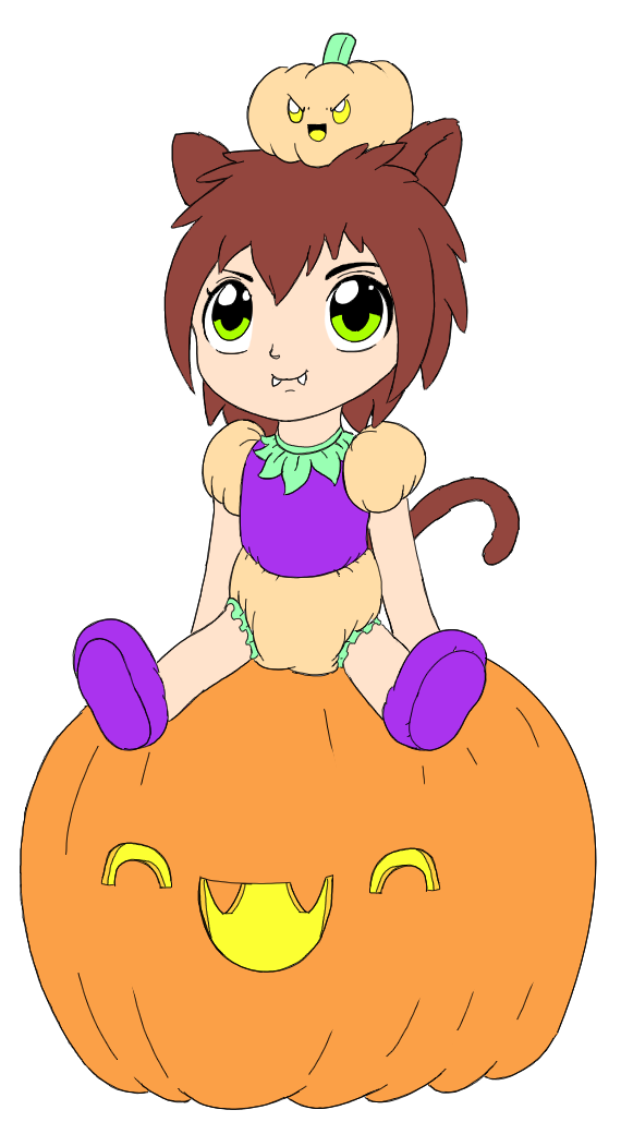 Cmm Pumpkin Princess by PrincessPolly63