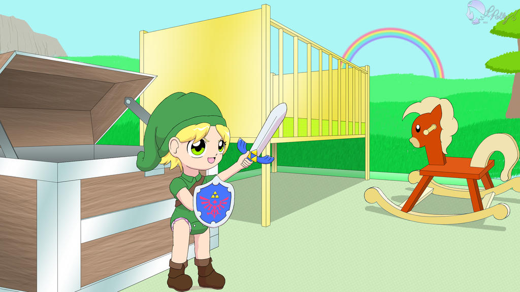 Cmm Legend of Sammy by PrincessPolly63