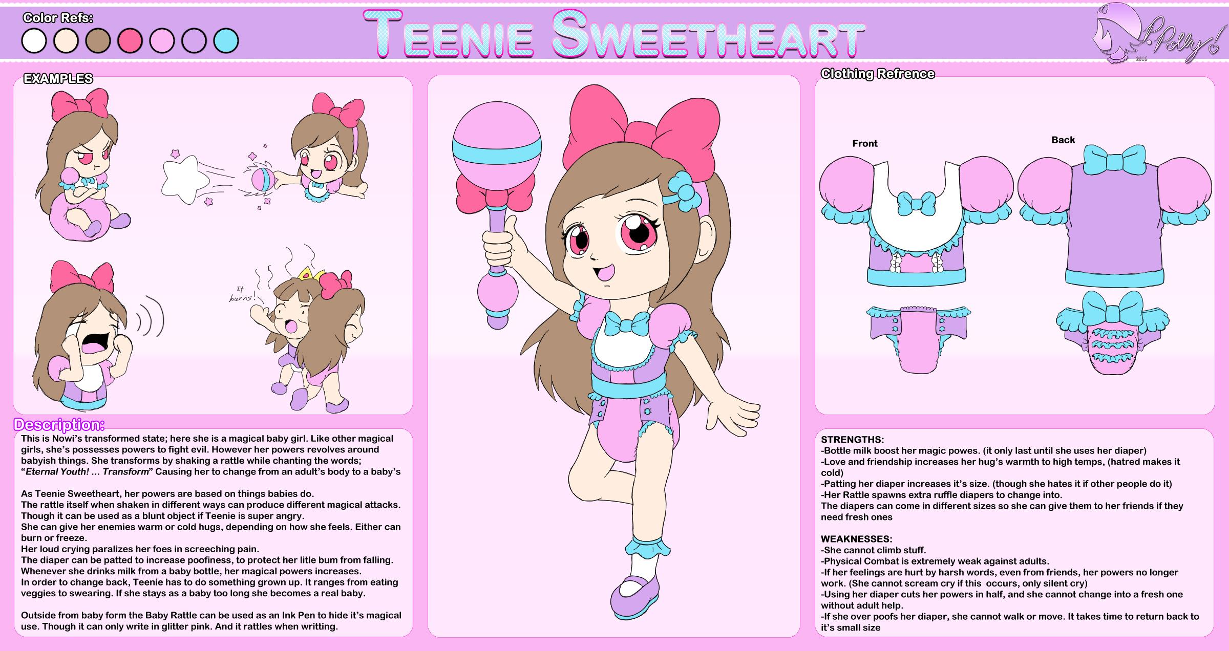 Teenie Sweetheart (Ref) by PrincessPolly63