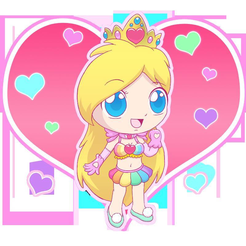AT Magical Girl Daisy by PrincessPolly63