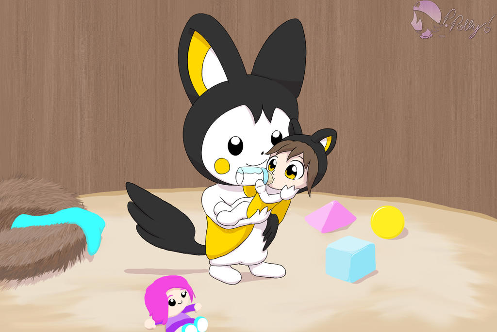 Cmm Baby Trans by PrincessPolly63