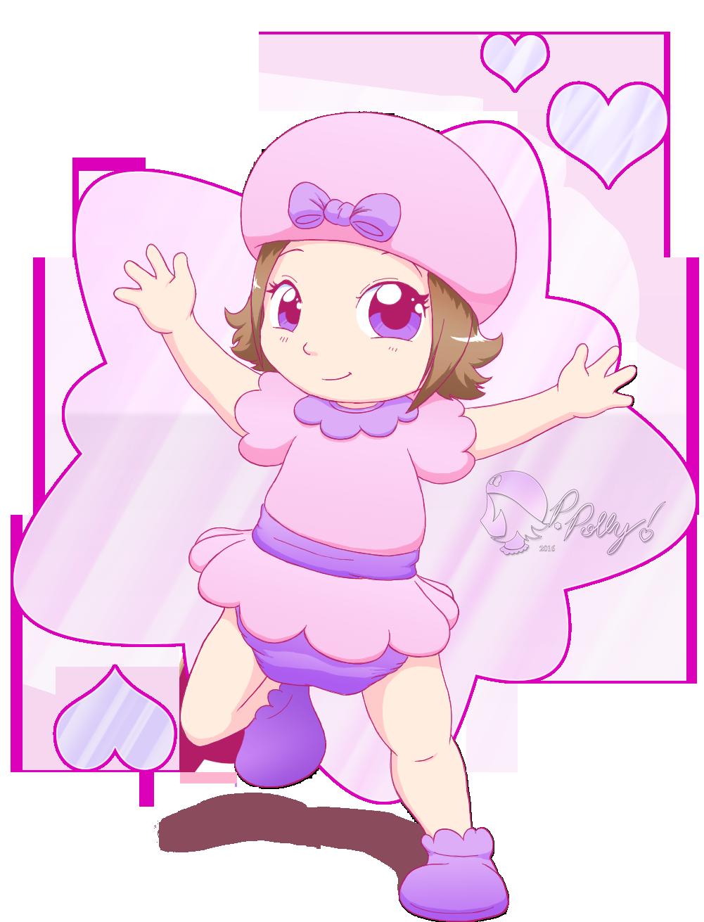 Polly - ToddlerGirl Ver by PrincessPolly63