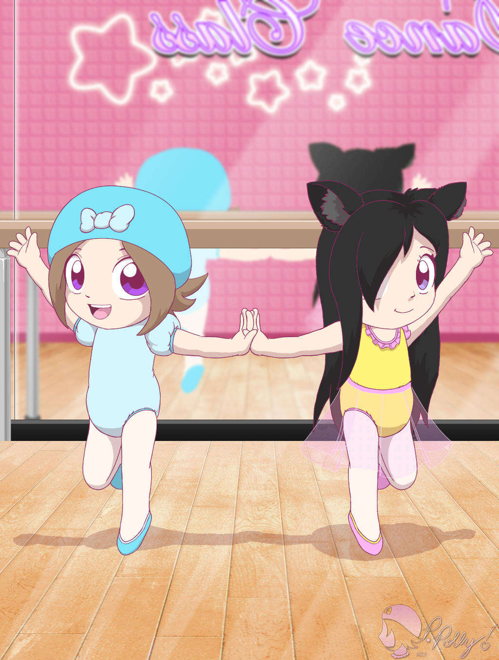 AT Dance Class with Crystal by PrincessPolly63