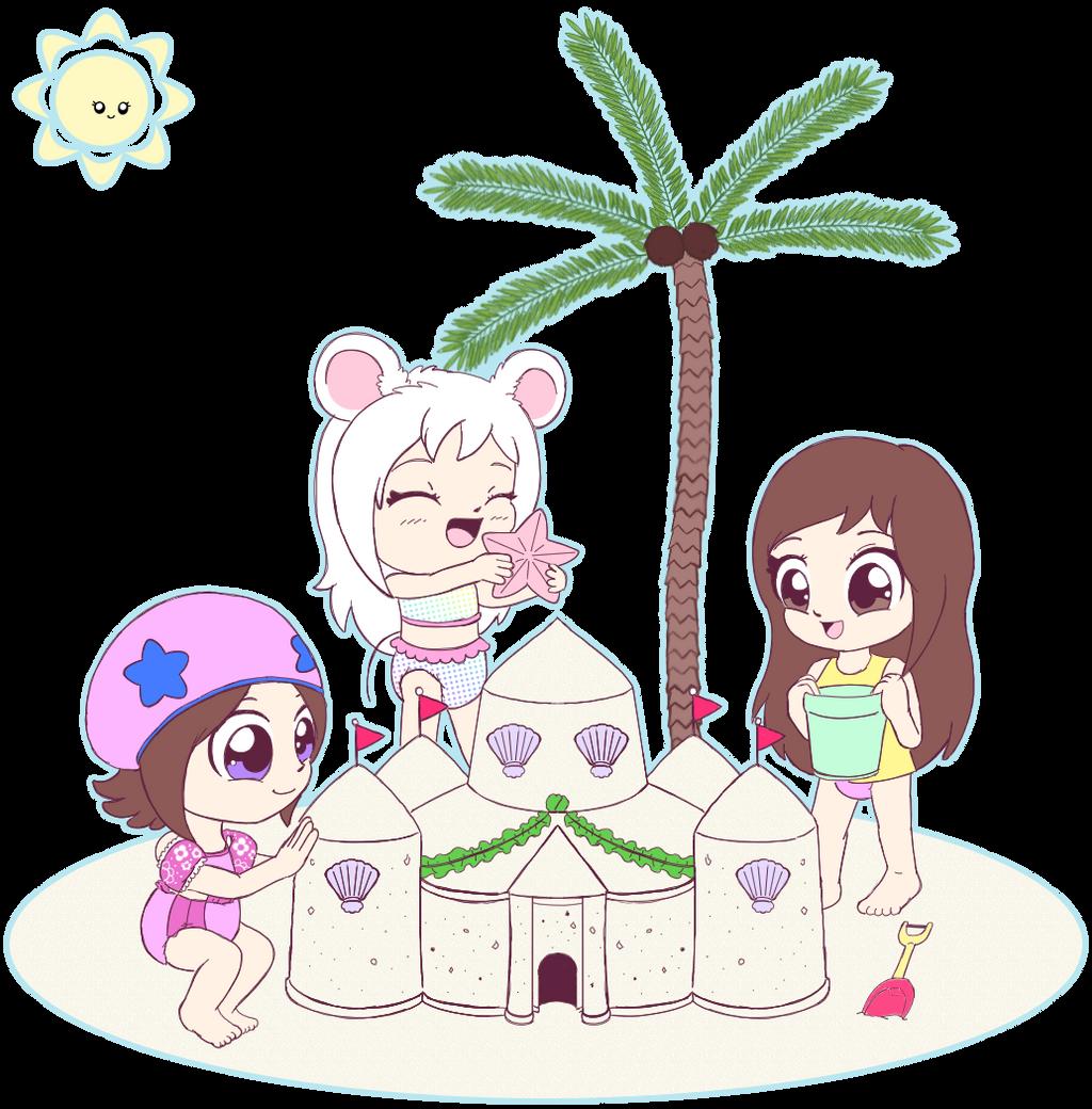 GA Pastel Nowi by PrincessPolly63