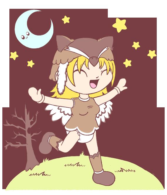 GA Owl by PrincessPolly63