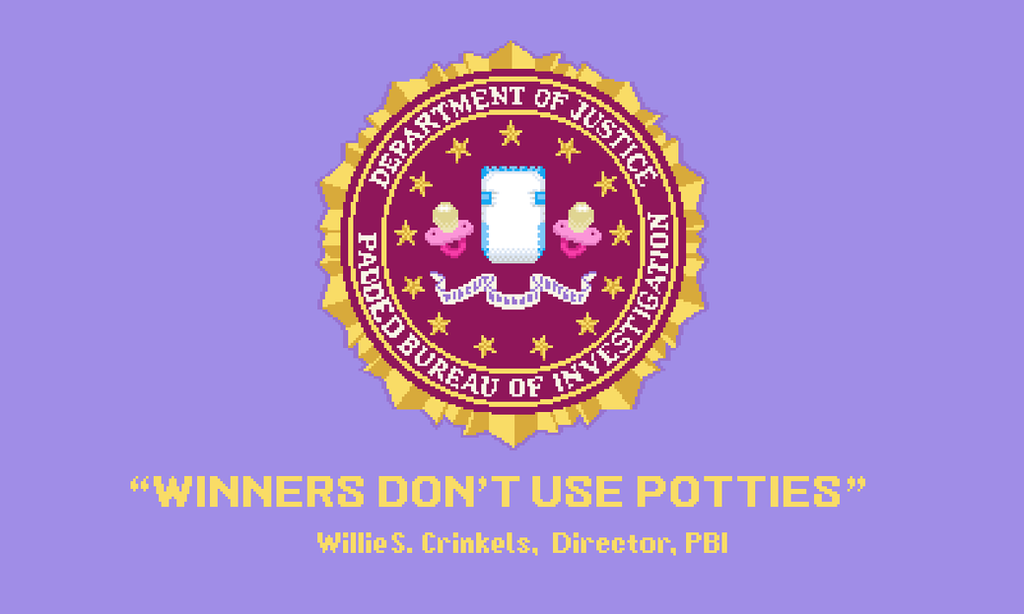 Winners Dont Use Potties by PrincessPolly63