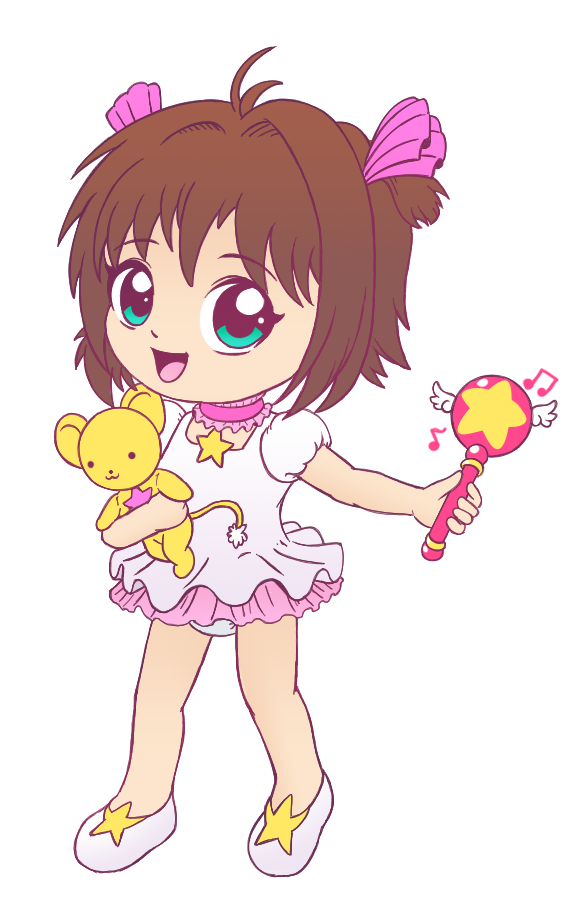 GA: Baby Sakura by PrincessPolly63