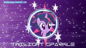 [MLP] Twilight Sparkle by BrainlessPoop