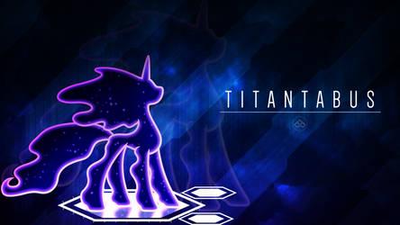 [MLP] Titantabus by BrainlessPoop