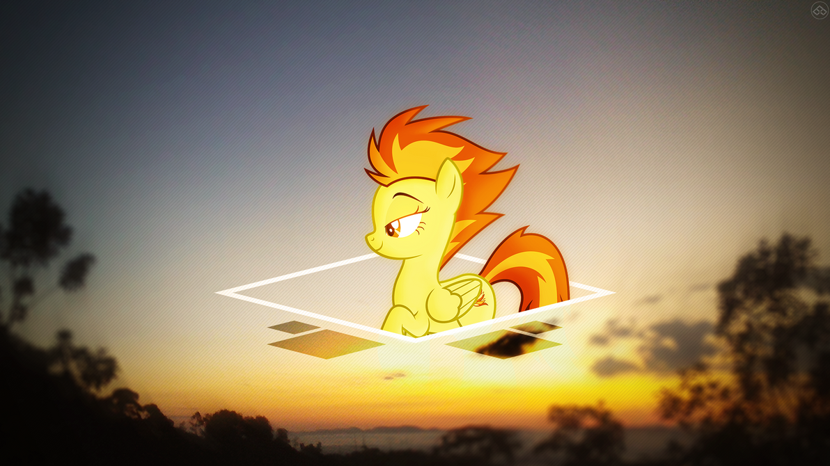 [MLP] Spitfire by BrainlessPoop