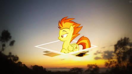 [MLP] Spitfire by BrainlessPoop