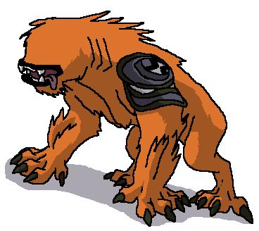 Wildmutt-Bestia by OtakuyaDigidestined