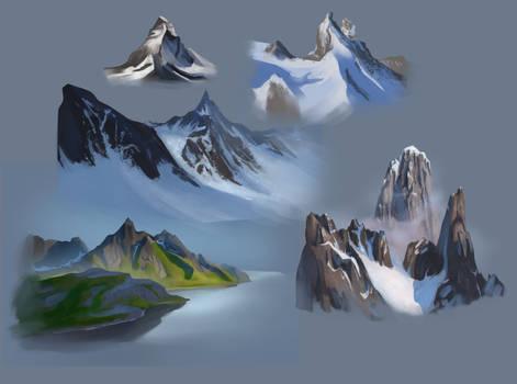 Mountain studies