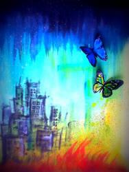 Escape in Dream