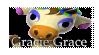 Stamp:: Gracie Grace by nebudelic