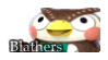 Stamp:: Blathers by nebudelic