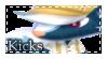 Stamp:: Kicks by nebudelic