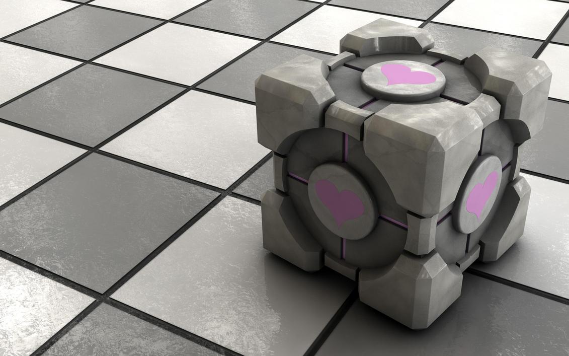 Weighted Companion Cube by Matarsak