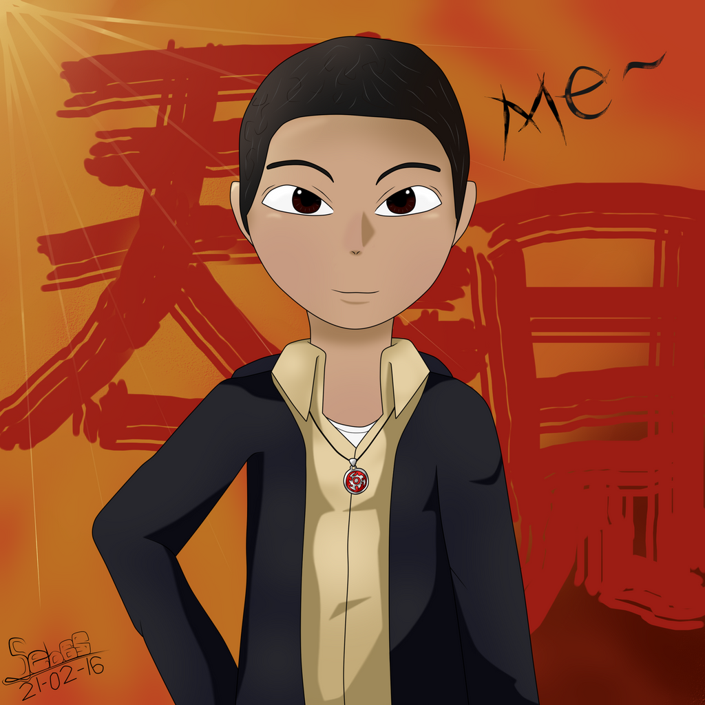 My FACE :v by Seb-LK-585