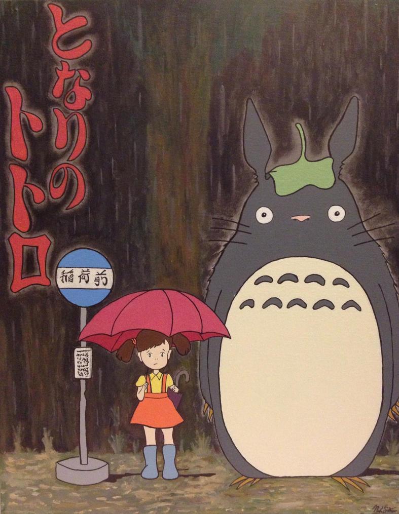 Totoro characters