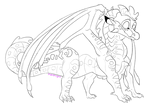SeaWing F2U base (revamped) by IronDragon06