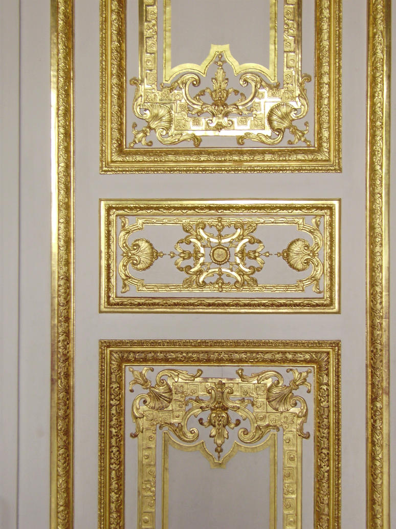 WHITE AND GOLDEN DOOR VERSAILLES by isabelle13280 ... & WHITE AND GOLDEN DOOR VERSAILLES by isabelle13280 on DeviantArt pezcame.com