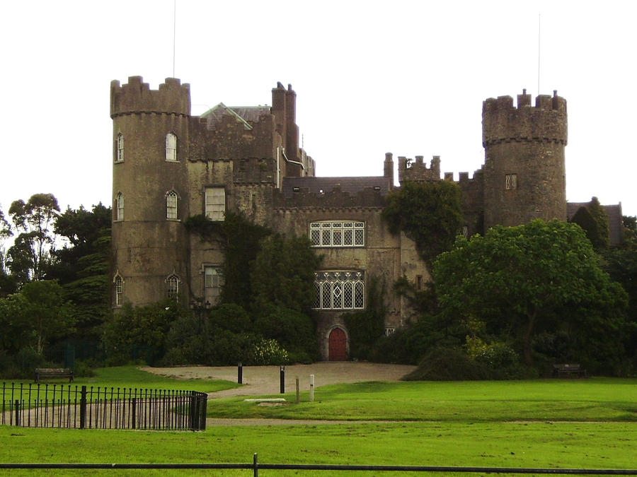 MALAHIDE CASTLE by isabelle13280