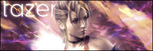 final fantasy sig by xRazerx