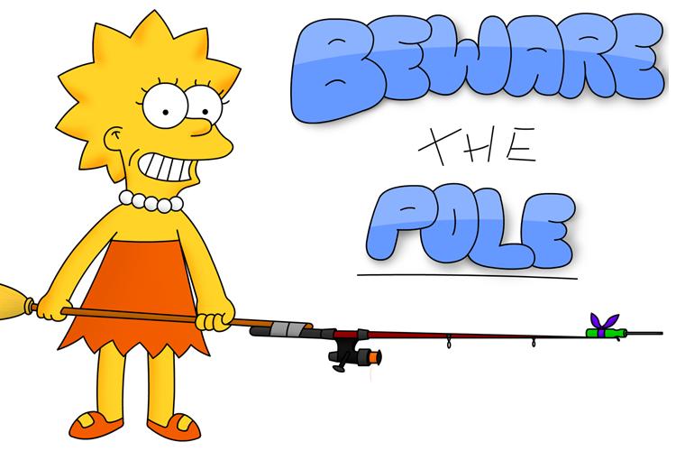 Beware The Pole by Paddixx
