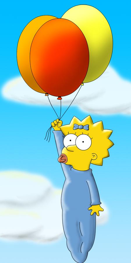 Maggie's Balloon Trip by Paddixx