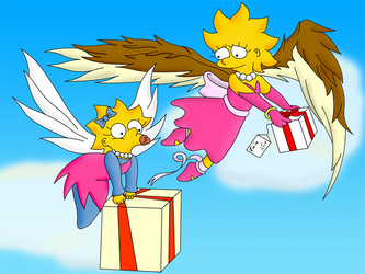 Marco's Winged Lisa