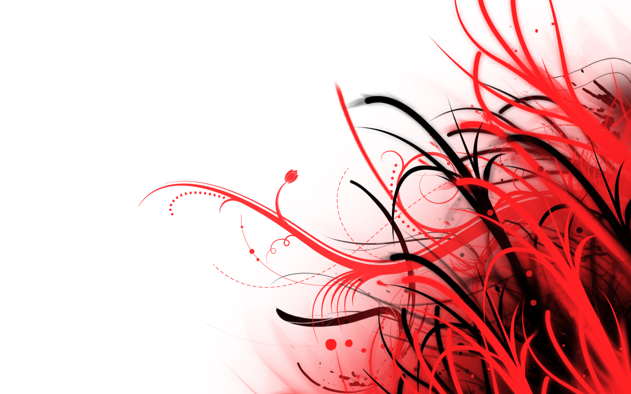 abstract wallpaper red and whitephoenixrising23 on deviantart