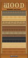 18 Wood Styles