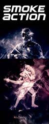 Smoke Action by ArifulKabir