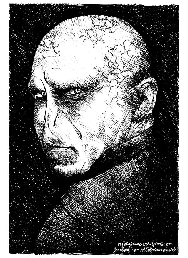 Voldemort by EttoBascianoWorks