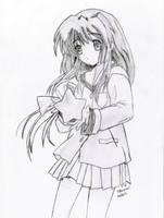 Fuko Ibuki by randomLy--random