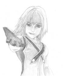 Riku Again!? by VIIIFireLordAxel