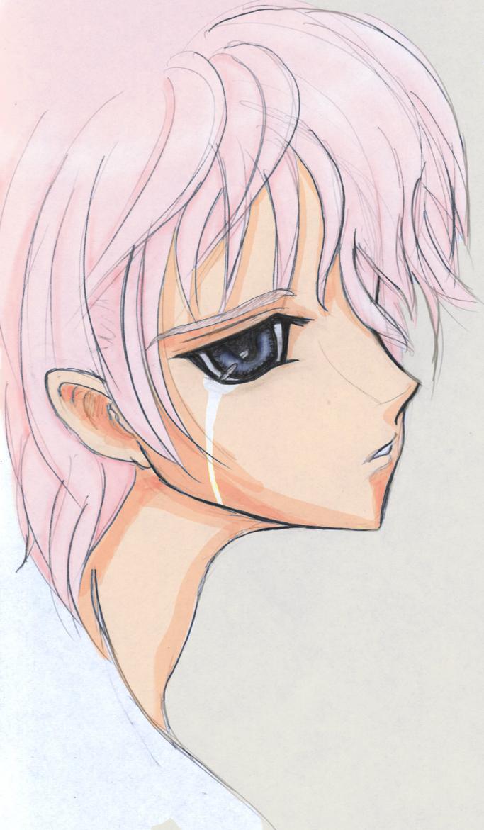 pink boy by renusia