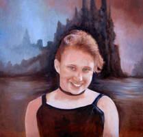 Portrait 1996 by Valnor