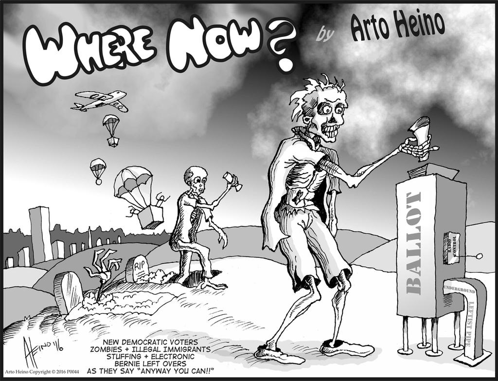 Where Now? - New Voters