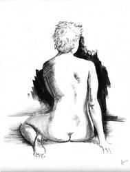 Life Drawing Sitting 07