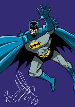 Brave Batman