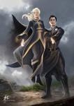 Alina and The Darkling