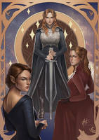 The Archeron Sisters