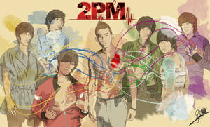 Listen 2pm heartbeat by Hyung86