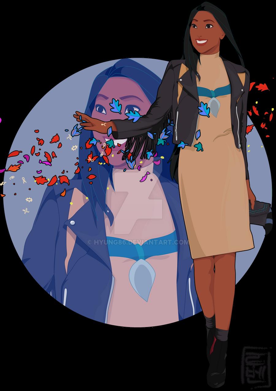 Disney University - Pocahontas