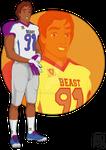 Disney University - Adam (Beast)